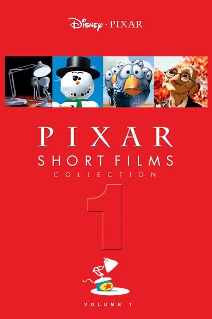 Pixar Short Films Collection Volume 1 On Itunes