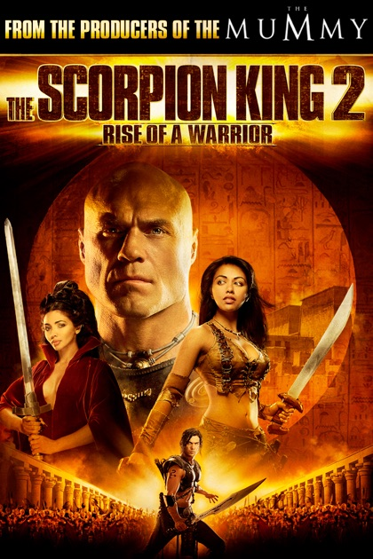 The Scorpion King 2: Rise of a Warrior on iTunes Music Icon Images Hd