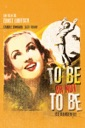 Affiche du film To be or not to be