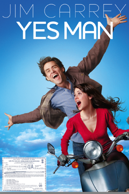 Peyton Reed - Yes Man artwork