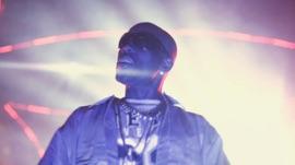 I Don't Dance (feat. Machine Gun Kelly) DMX Hip-Hop/Rap Music Video 2012 New Songs Albums Artists Singles Videos Musicians Remixes Image