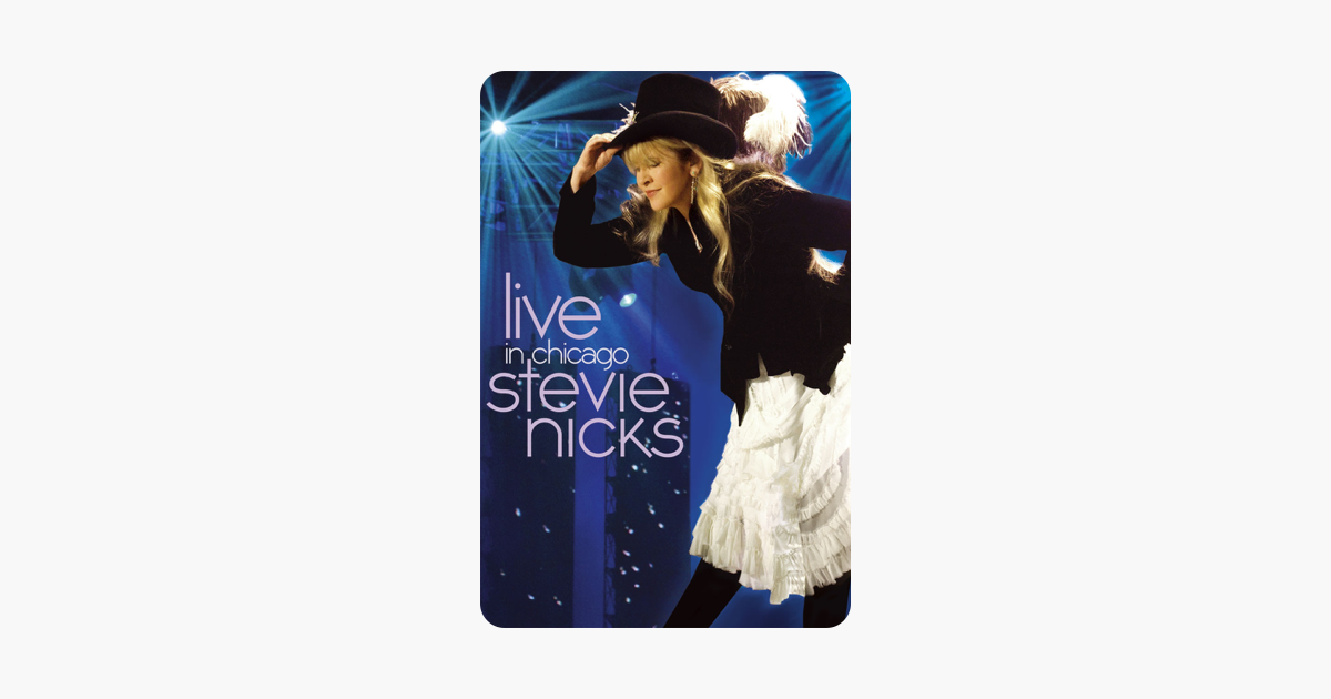 itunes iphone backup stevie nicks live in chicago on itunes 1987