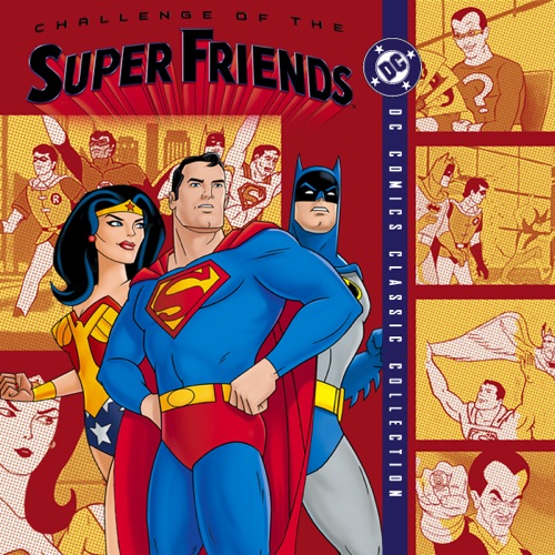 Super Friends: Challenge of the Super Friends (1978-1979) image