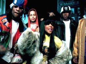 Lil' Kim Feat Mr. Cheeks - The Jump Off