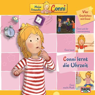 Conni lernt die Uhrzeit - Meine Freundin Conni
