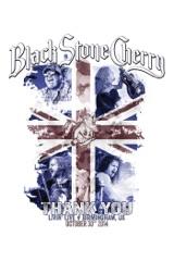 Black Stone Cherry - Thank You - Livin' Live, Birmingham, UK, October 20th 2014