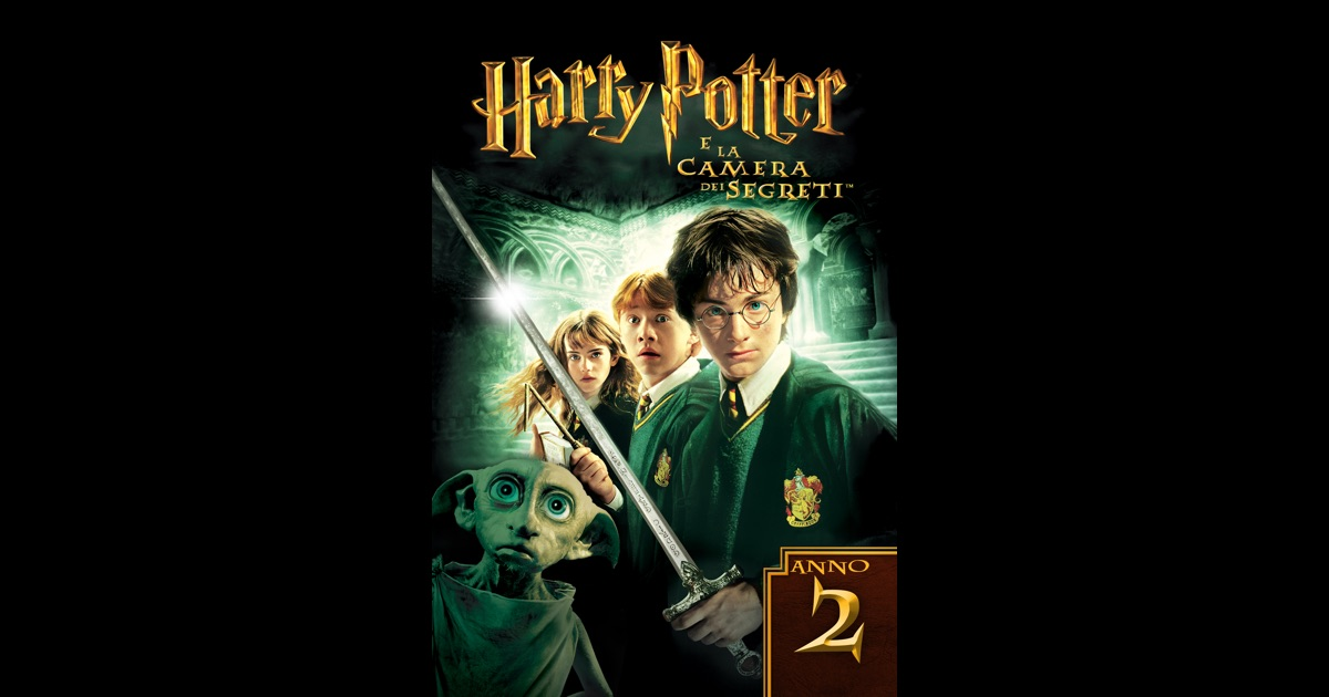 Harry Potter e la Camera dei Segreti su iTunes