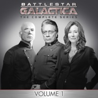 Battlestar Galactica: The Complete Series, Vol. 1 (iTunes)