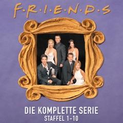 Friends, die komplette Serie