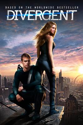 Neil Burger - Divergent  artwork