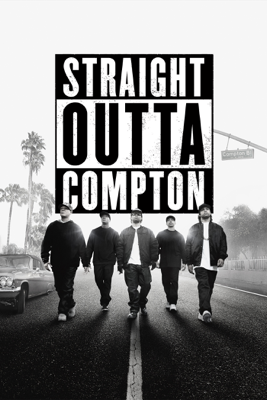 F. Gary Gray - Straight Outta Compton  artwork