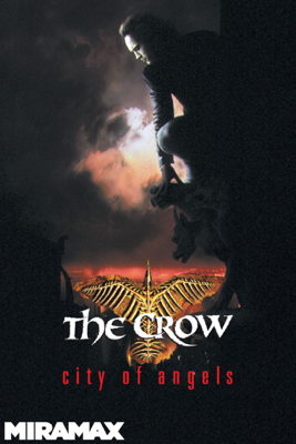 Tim Pope - The Crow: City of Angels  artwork