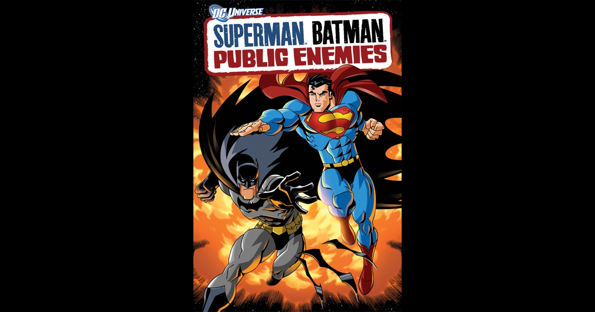 Superman Batman Public Enemies Stream