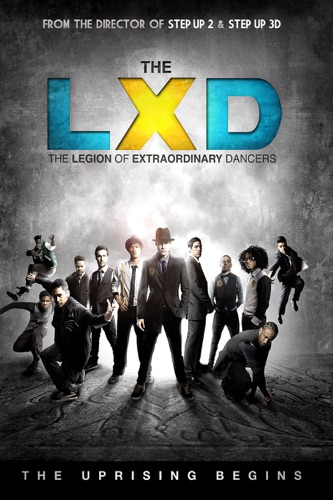 The LXD: The Uprising Begins movie poster