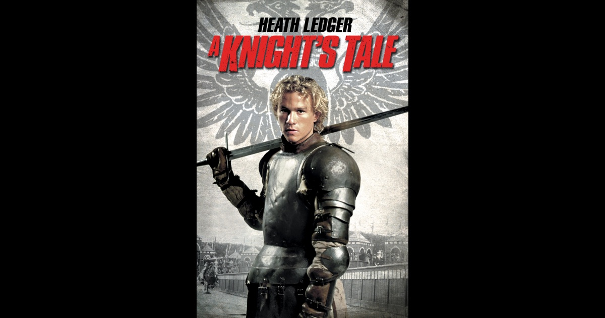a knights tale 2 Abc is developing a small-screen version of 2001 film a knight's tale the  original movie starred the late heath ledger as william thatcher,.