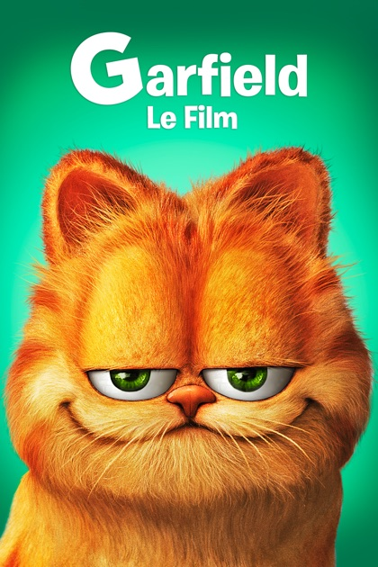 garfield  le film sur itunes