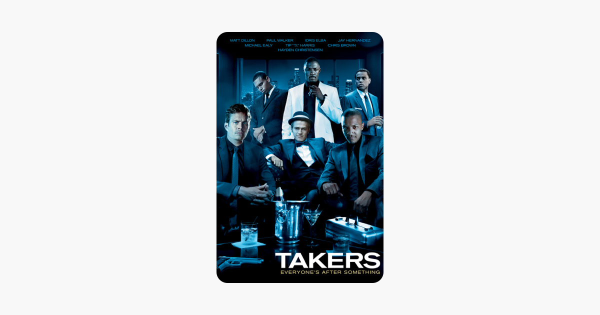 Takers On ITunes