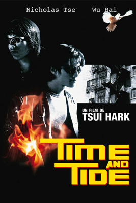 Tsui Hark - Time and Tide illustration