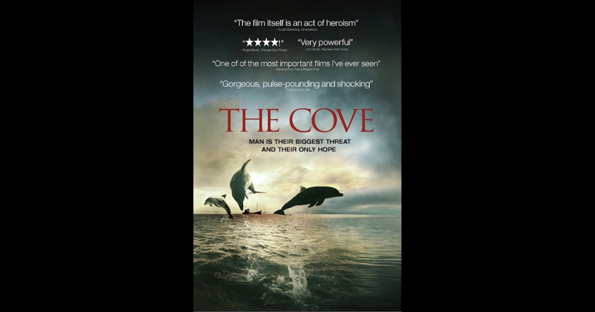 a summary and analysis of the cove by louie psihoyos The cove, a 2009 documentary directed by american photographer louie psihoyos, features the japanese dolphin hunt in taiji in an attempt to educate its audience about such happenings and the detrimental effects they bring upon the environment as well as humans.