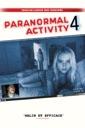 Affiche du film Paranormal Activity 4 (version longue non censurée)