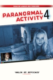 Screenshot Paranormal Activity 4 (version longue non censurée)