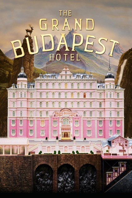 the grand budapest hotel on itunes. Black Bedroom Furniture Sets. Home Design Ideas