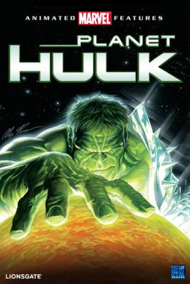 Sam Liu - Planet Hulk Grafik