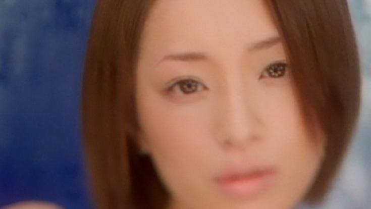 歌手デビュー当時の浜崎あゆみ