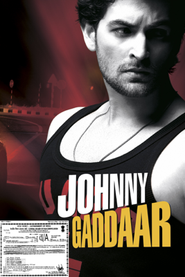 Sriram Raghavan - Johnny Gaddaar artwork