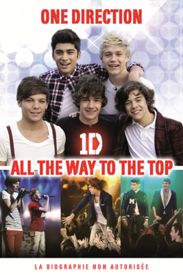 Maureen Goldthorpe - One Direction : All the Way to the Top illustration