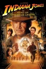 Capa do filme Indiana Jones e o Reino da Caveira de Cristal