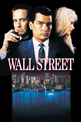Oliver Stone - Wall Street  artwork
