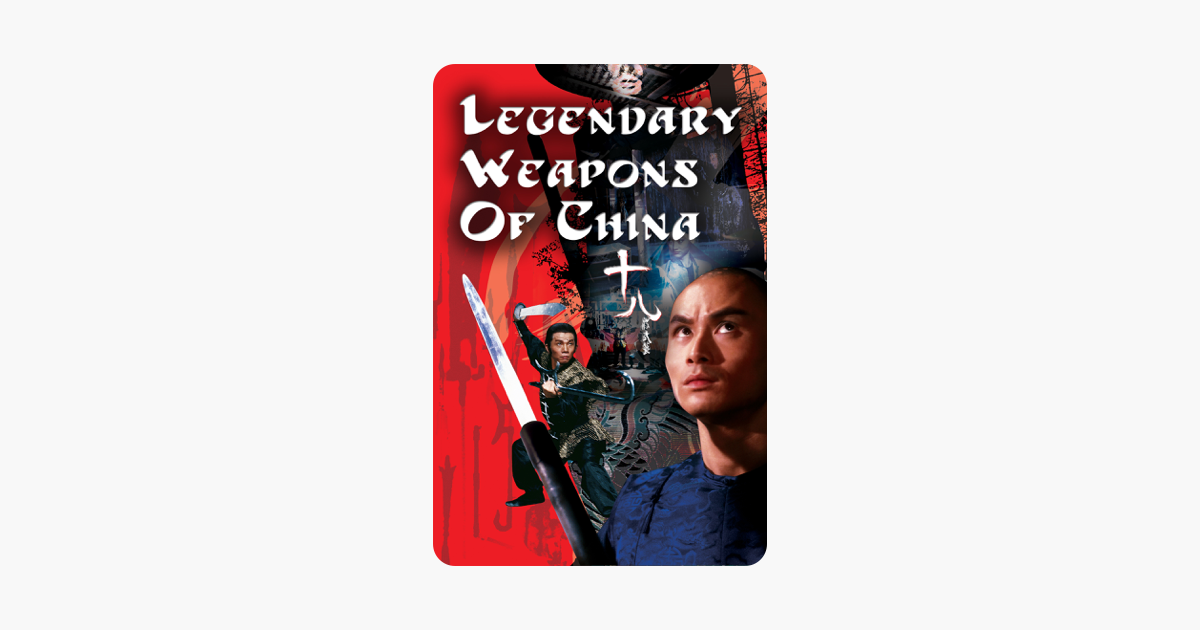 Legendary Weapons of China on iTunes