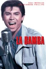 Capa do filme La Bamba
