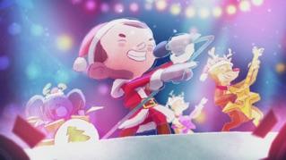 Santa Claus Attitude