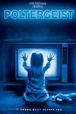 Tobe Hooper - Poltergeist illustration