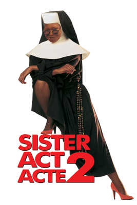 Bill Duke - Sister Act, Acte 2 illustration