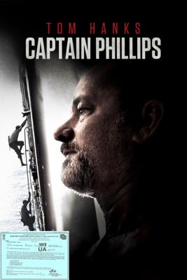 Paul Greengrass - Captain Phillips artwork