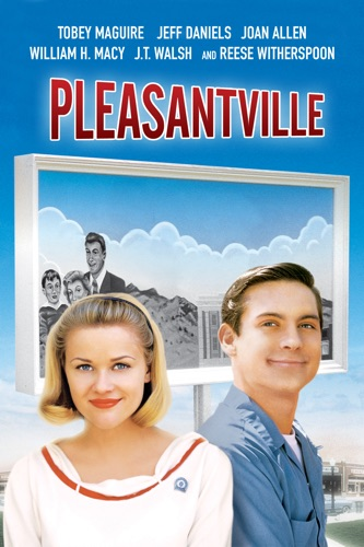Pleasantville (1998) movie poster