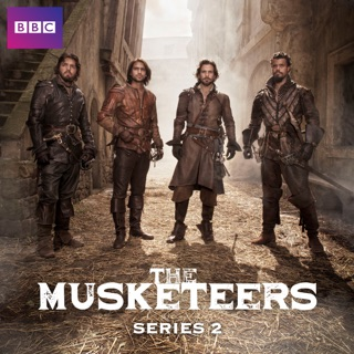 The Musketeers Staffel 3