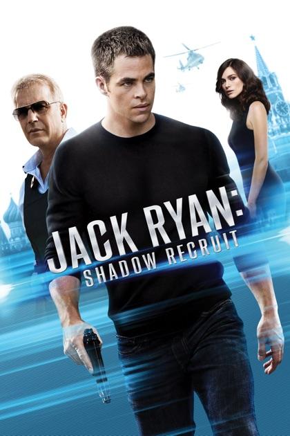 Jack Reacher Shadow Recruit