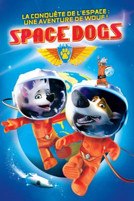 Svyatoslav Ushakov & Inna Evlannikova - Space Dogs illustration