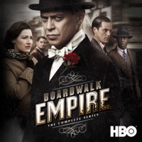 Boardwalk Empire, The Complete Series (iTunes)