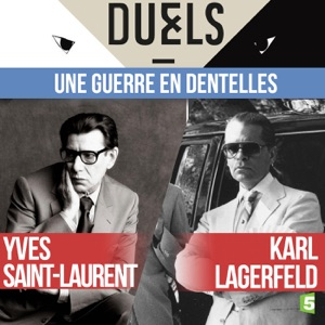 Yves Saint Laurent / Karl Lagerfeld, une guerre en dentelles - Episode 1