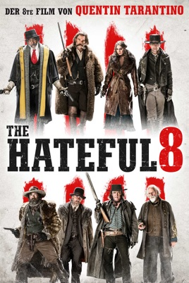 the hateful eight in itunes. Black Bedroom Furniture Sets. Home Design Ideas