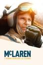 Affiche du film McLaren, l'homme derrière la légende (McLaren)
