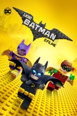 Capa do filme LEGO Batman: O Filme