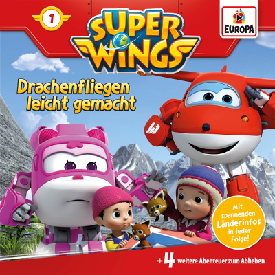 Drachenfliegen leicht gemacht - Super Wings