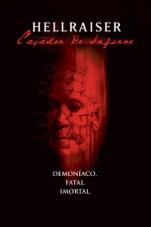 Capa do filme Hellraiser: Caçador do inferno