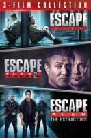 Escape Plan Triple Feature (iTunes)